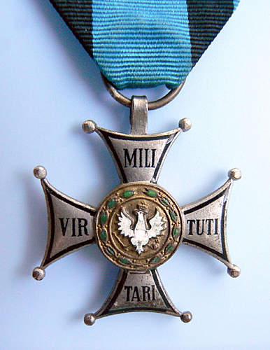Virtuti Militari 5th Class