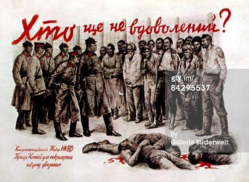 The Katyn Forest Massacre