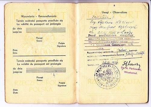 Stanislaw Pilat - 1936 boxer?