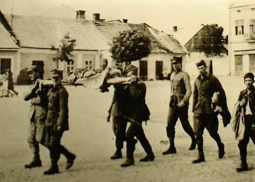 Polish soldier photos