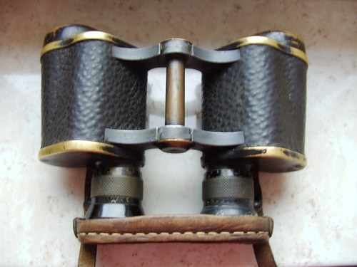 Pre-war Polish Naval (MW -Marynarka Wojenna) Binoculars, 100% original pre-war ?
