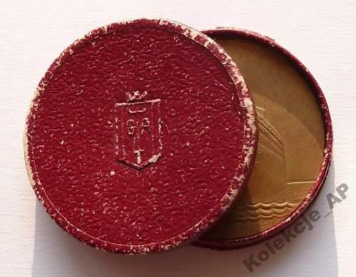 Luxury polish liners m/s Batory and m/s Pilsudski