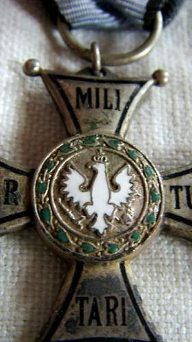Date of Virtuti Militari ????