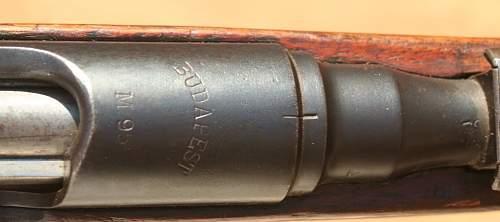 Click image for larger version.  Name:Polish rifles Budapest M95 carbine (3).jpg Views:706 Size:158.4 KB ID:448612