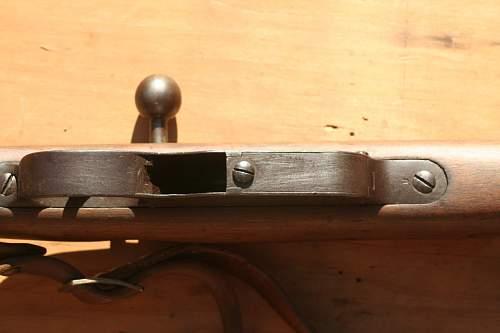 Click image for larger version.  Name:Polish rifles Steyr M95 carbine (3).jpg Views:325 Size:172.8 KB ID:448627