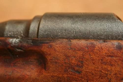 Click image for larger version.  Name:Polish rifles Steyr M95 (7).jpg Views:282 Size:126.6 KB ID:448645