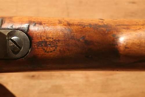 Click image for larger version.  Name:Polish rifles Steyr M95 (9).jpg Views:240 Size:96.0 KB ID:448647