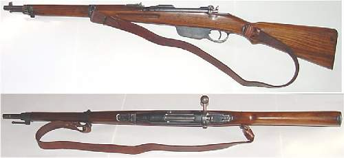 Click image for larger version.  Name:M95 carbine showing wrist swivel.jpg Views:7498 Size:27.2 KB ID:448663