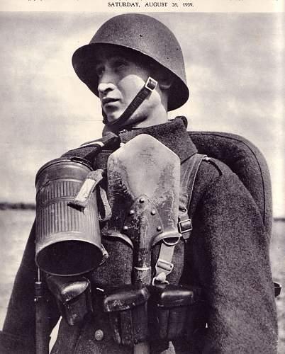 wz.31 Polish Army Helmet - 100% genuine ?