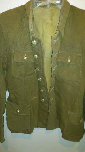 Pre-war Uniforms thread!