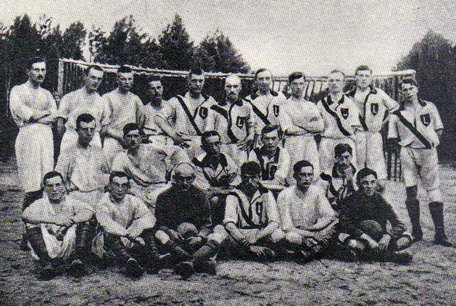 Legia Warszawa 1916