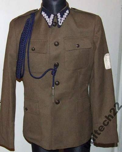 Polish uniform