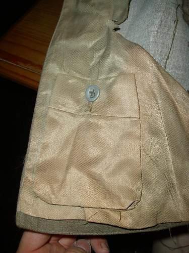 polish jacket
