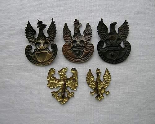Polish eagles