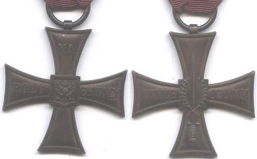 Few medals - copys ?