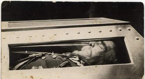Funeral of Marshal Pilsudski