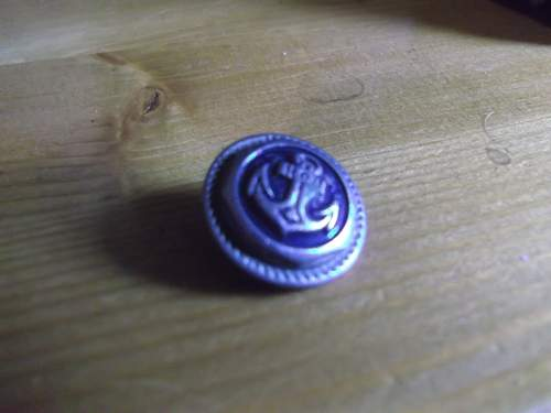 Polish Buttons, not sure of age