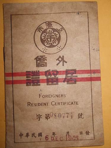 Polish passports -  refugees - Tokyo
