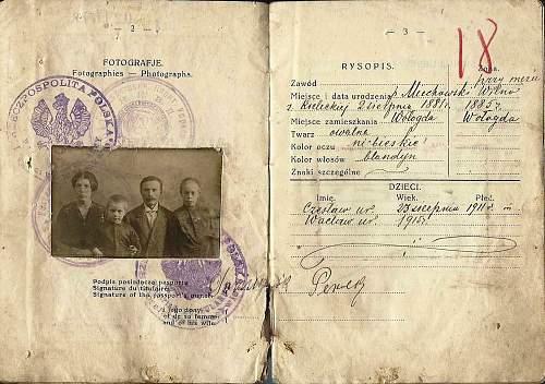 Identifying a Polish consul...