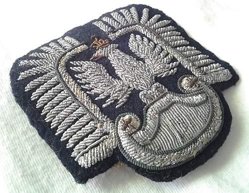 Polish eagle for opinion