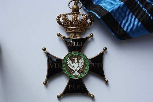 French Produced Virtuti Militari