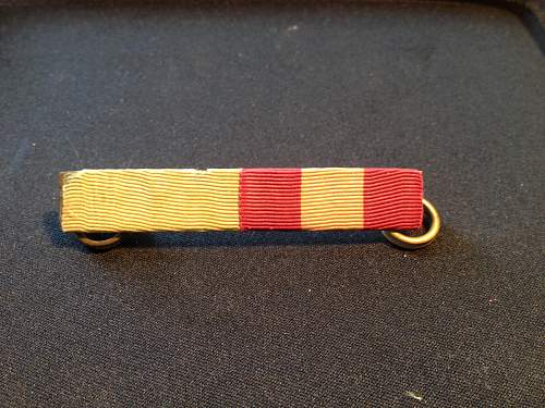 Help with Identifying Polish Ribbon from the 1930s