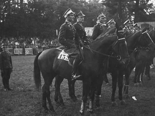 Click image for larger version.  Name:4th June 1938 Warsaw Por Skulicz Rtm Komorowski Rtm Rylke Por Pohorecki.jpg Views:240 Size:132.6 KB ID:659325