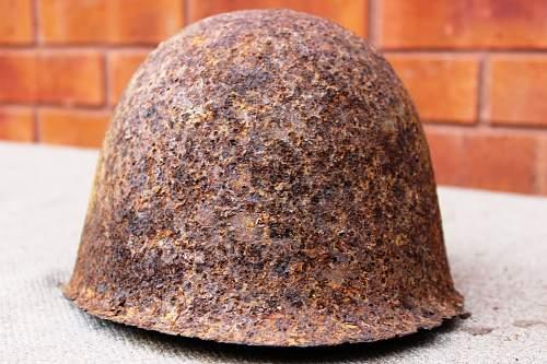 Polish Wz. 31 helmet