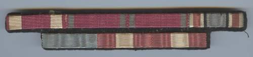Pre War Polish Medal bar ?