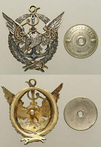 Polish Navy Pilot Badge?