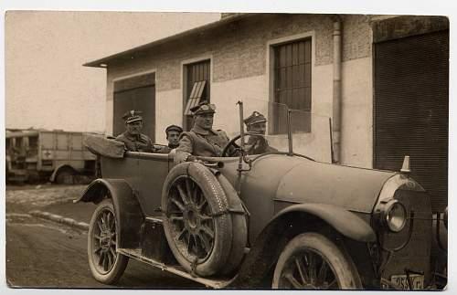The Car & Passengers.