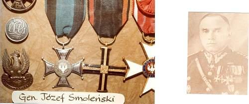 Click image for larger version.  Name: General Bryg Jozef Smolenski awards held at the Pilsudski Museum.jpg Views: 117 Size: 135.4 KB ID: 705884