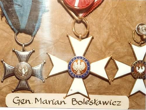 Click image for larger version.  Name: General Bryg Marian Boleslawicz awards held at the Pilsudski Museum.jpg Views: 107 Size: 90.7 KB ID: 705885