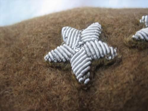 "Wz.36 Polish Army Captain's tailor made Field Tunic, claimed to have belonged to ""Chrabąszcz"" Komendant Kpt. Kazimierz Blajer ps. ""Kanis"""