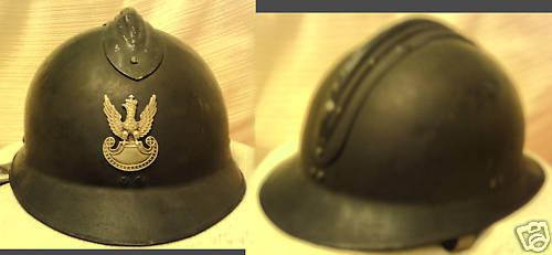 wz.15/26 Polish Helmet