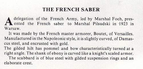 Click image for larger version.  Name:Pilsudski's Sabers - The French Saber text.jpg Views:110 Size:82.1 KB ID:72023
