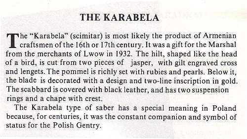 Click image for larger version.  Name:Pilsudski's Sabers - The Karabela text.jpg Views:354 Size:99.3 KB ID:72026