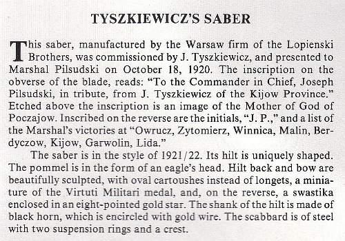 Click image for larger version.  Name:Pilsudski's Sabers - Tyszkiewicz's Saber text.jpg Views:114 Size:162.1 KB ID:72033