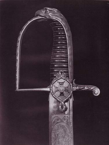 Click image for larger version.  Name:Pilsudski's Sabers - Tyszkiewicz's Saber 1.jpg Views:131 Size:134.6 KB ID:72034