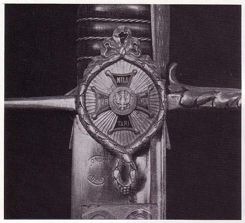 Click image for larger version.  Name:Pilsudski's Sabers - Tyszkiewicz's Saber 2.jpg Views:147 Size:194.0 KB ID:72035
