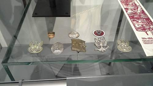 Legions Exhibit at the Heeresgeschichtliches Museum