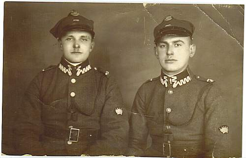 Help needed to identify Polish uniform