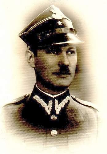 Polish Exile Eagle Cap Badge?