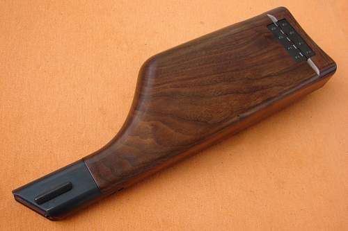 Radom VIS shoulder stock for sale
