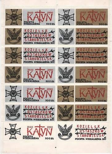 Katyn Thesis