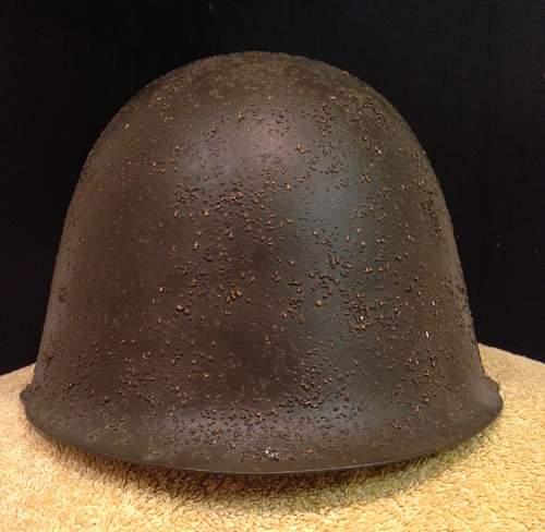 Polish helmet wz31