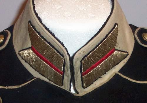 Collar Tabs thread