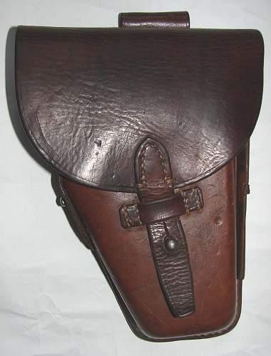 how rare is a pre war vis holster?
