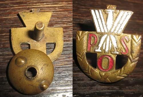 POS badge