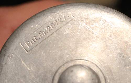 2 Polish Army Water bottles / canteens wz.37 from 1939